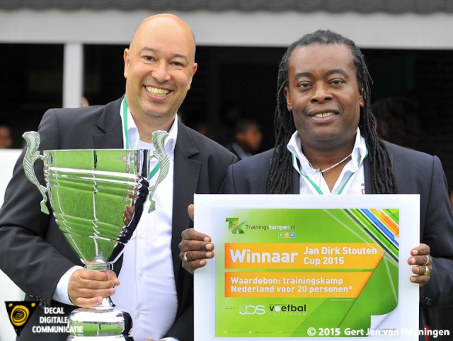 Barendrecht wint Jan Dirk Stouten Cup