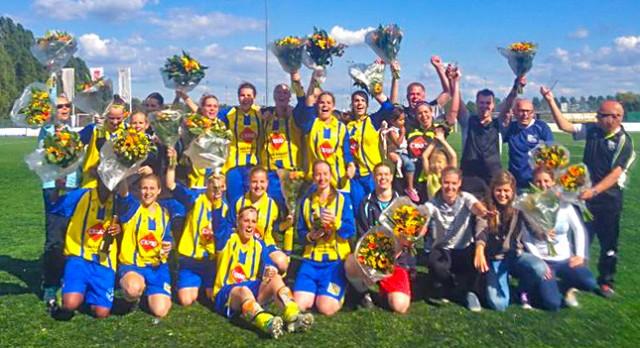 Berkel wint KNVB Districtsbeker