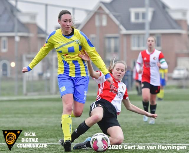 cvv Berkel - sc Feyenoord