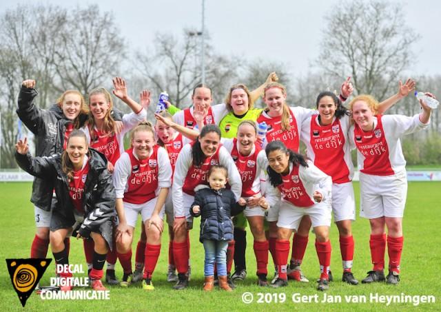 vv RCL II - vv Zuidland