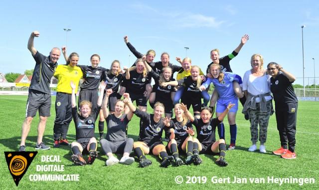 Reiger Boys II - FC Dauwendaele