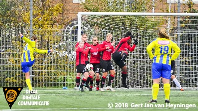 CVV Berkel - FC Rijnvogels