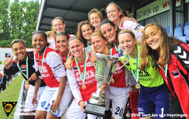 RCL winnaar Regio Rotterdam Cup 2014