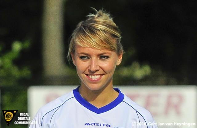 Amy van Luik van Sportclub Botlek