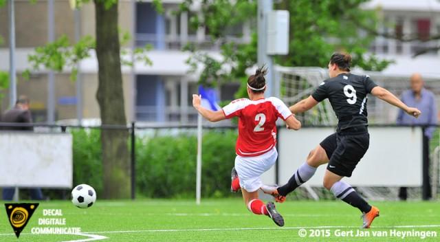 Finale VoetbalRijnmond Cup 2015