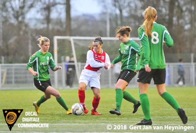 vv RCL - vv Heerenveense Boys