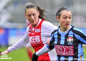 RCL - Willem II met Ramona van der Harst van RCL tn een hoofdrol