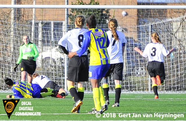 CVV Berkel - SC 't Gooi
