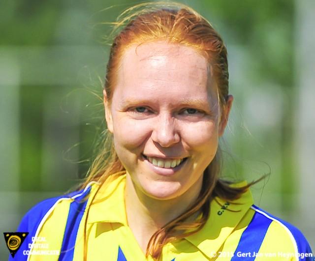 Silvia Boogaard terug op de groene grasmat