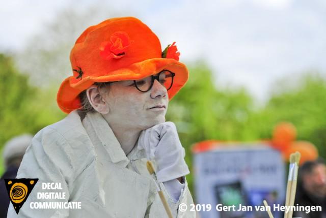 Parkkunst 2019 Park Rijnstroom Alphen aan den Rijn Koningsdag 2019