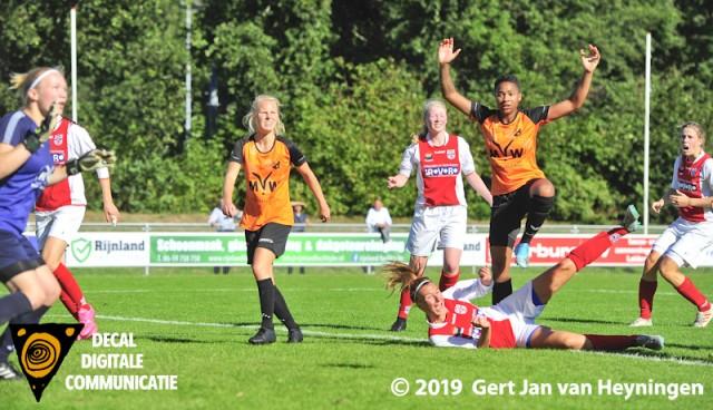vv RCL - cvv Oranje Nassau