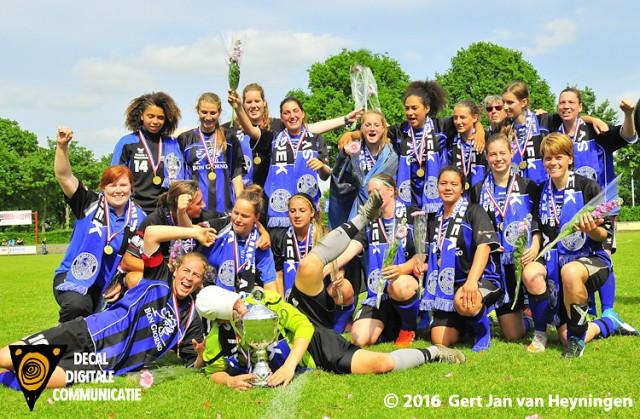 Smerdiek wint KNVB Beker