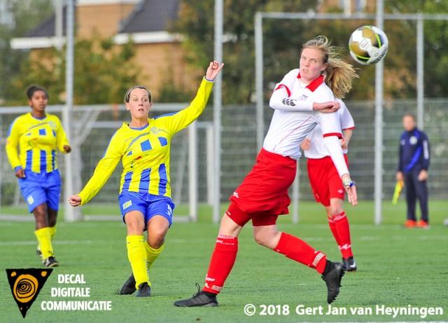 CVV Berkel - BVV Barendrecht