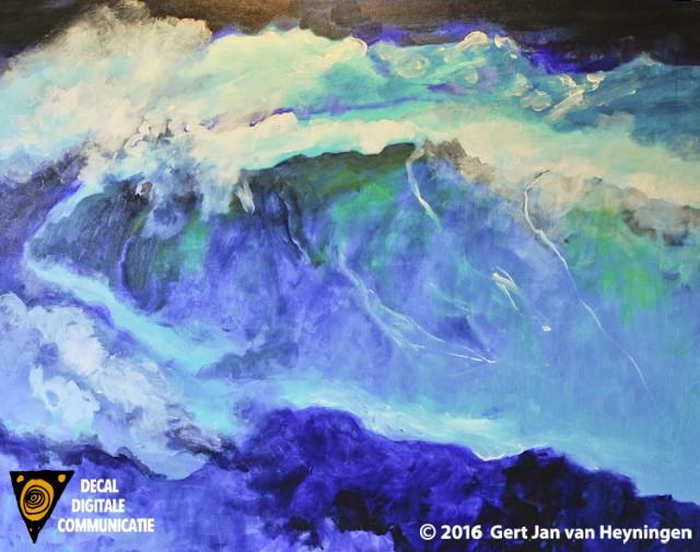 Kunst in de Polder bij Galerie Kolff in Zoeterwoude-Dorp.