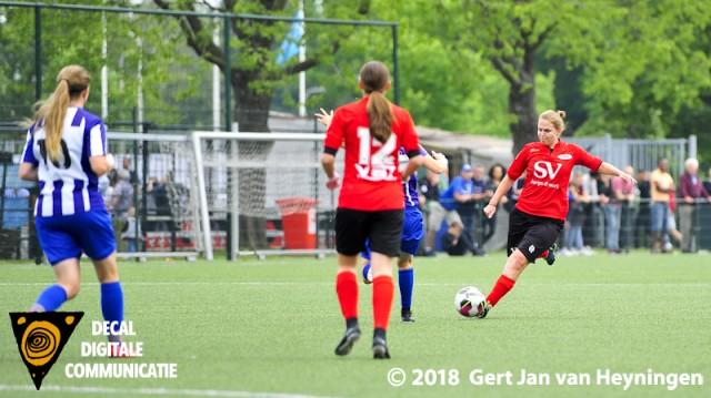 Finale Voetbal Rijnmond Cup 2018