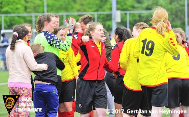 Oegstgeest wint KNVB Districtsbeker