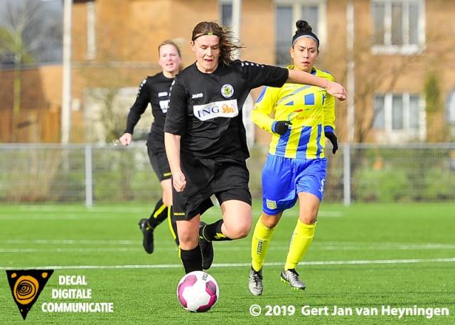 CVV Berkel - VV Reiger Boys