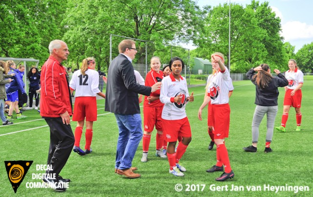 Barendrecht II wint KNVB Districtsbeker