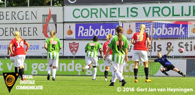 FC Rijnvogels - Berkel