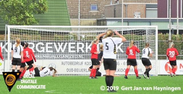 KNVB Bekerduel SSS - asv Wartburgia