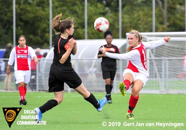 vv RCL - bvv Barendrecht