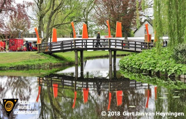 Koningsdag 2018 Park Rijnstroom