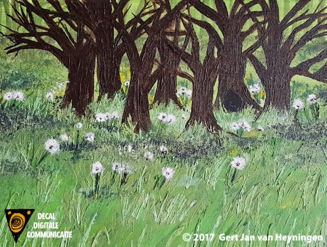 Bijzondere schilderwerken van Marloes Smulders