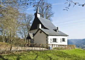 Kluizenaarswoning en Kapel van Saint Thibaut