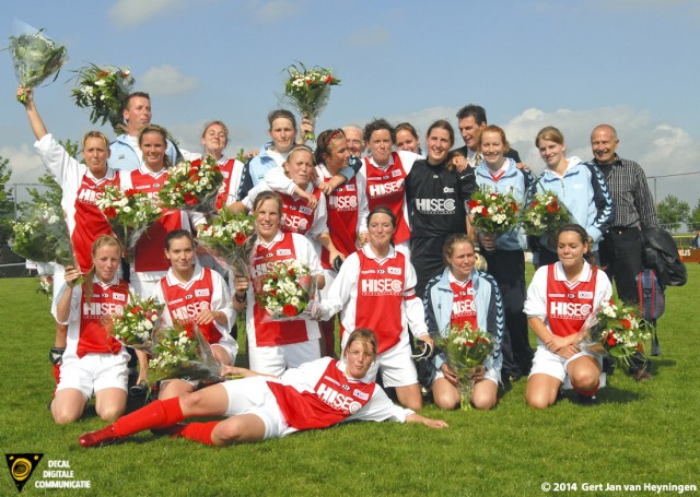 In mei 2007 promoveert RCL naar de Hoofdklasse. Ook met Ramona van der Harst in de ploeg.