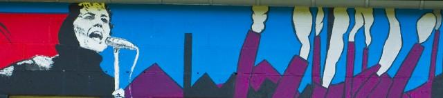 Vrouwen op de barrikade met als inzet gelijke rechten tussen man en vrouw. Nog steeds een punt ter discussie. Gelijke lonen en rechten van arbeiders werd afgedwongen tijdens de staking van 16 februari 1966 bij Fabrique Nationale, de wapenfabriek in Herstal. Bijna 4000 vrouwen legden drie maanden lang het werk neer.